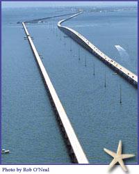 Este puente fue hecho en 1905 po Flagler....